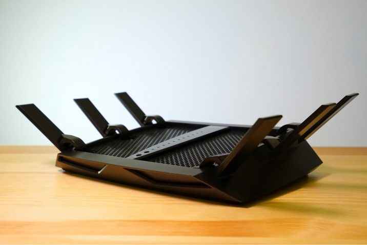 Netgear nighthawk x6 ac3200 tri band WiFi router Archives
