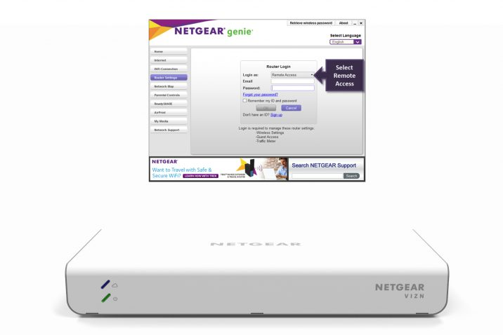 netgear wifi router login page Archives - Router Login Support
