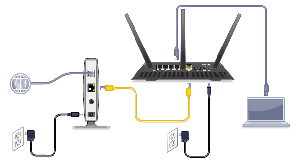 how to connect my netgear router Router Login Support