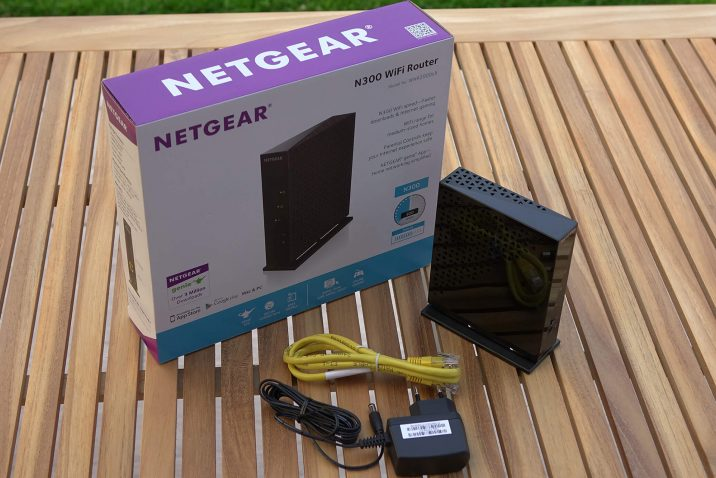 netgear n300 wireless router default password Archives - Router