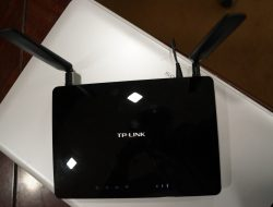 TP-LINK Archer MR200 AC750 4G LTE Router