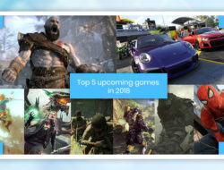Top 5 Upcoming Games for PS4 in 2018
