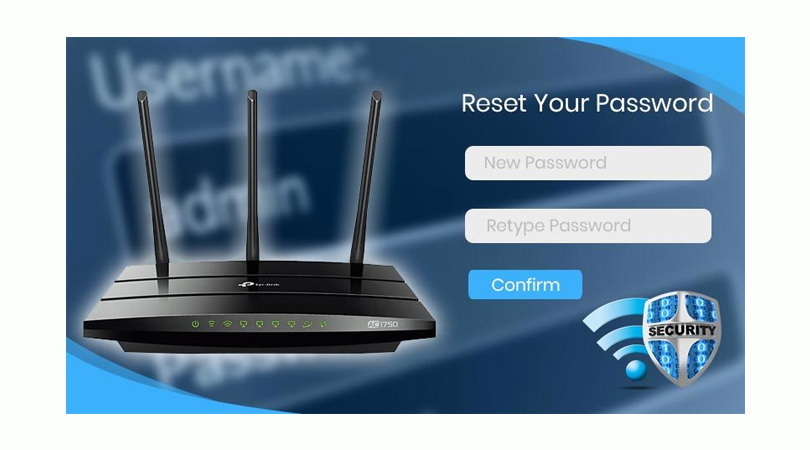 How to change TP-Link router Wi-Fi password?
