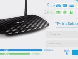 How to setup TP-Link AC750 router?