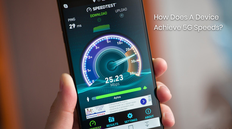 Know more about the 5G mobile network