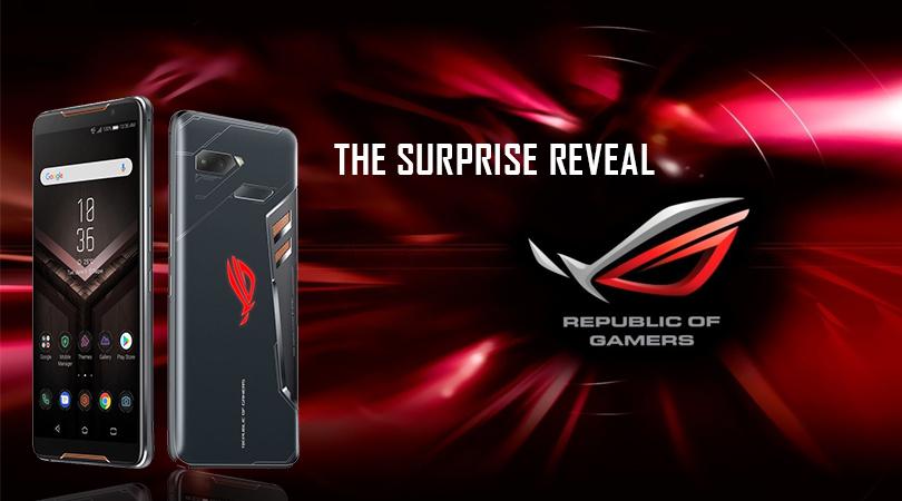 asus surprise reveal