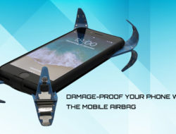 Revolutionary all-round protection with the AD Case Mobile Airbag